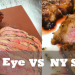 Rib Eye vs NY Strip